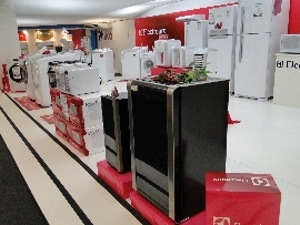 Feira de Eletro Angeloni - Supercenter Capoeiras